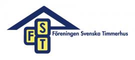 Föreningen Svenska Timmerhus logotyp