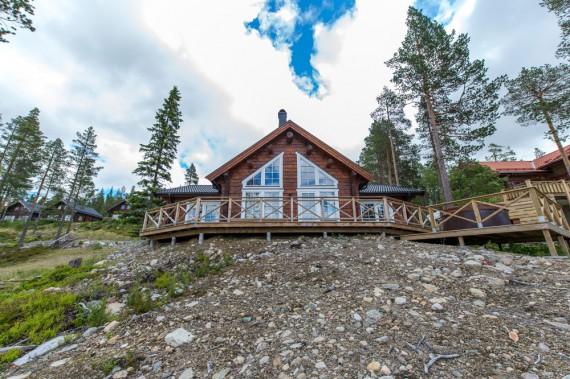 Grizzly Lodge, Björnrike
